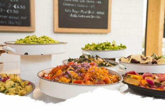 Overends Kitchen Summer Salads