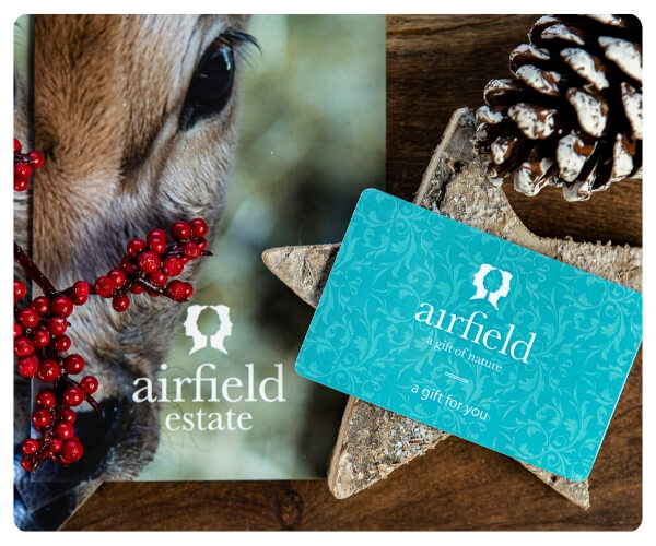 Gift Cards for Airfield Estate