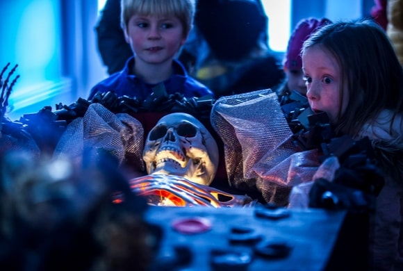 Halloween Frights at Airfield Estate
