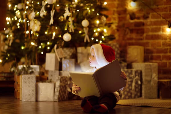 Gift of books