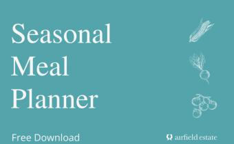 Seasonal Meal Planner