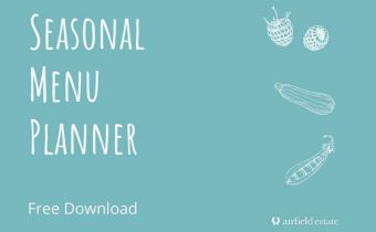 Seasonal Meal Planner (July)