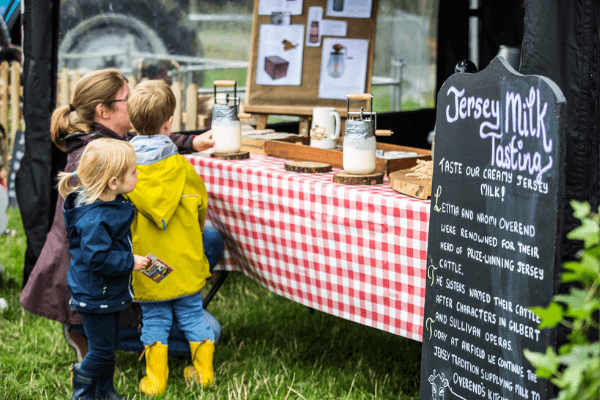 Festival Of Food at Airfield Estate